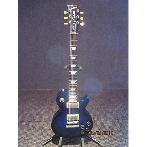 Gibson Les Paul Studio Manhattan Midnight Solid Body Electric Guitar