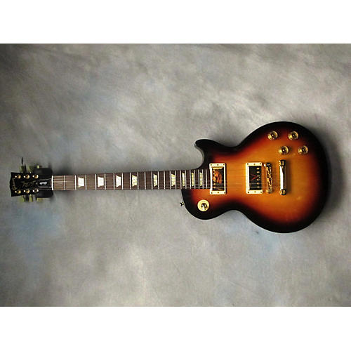 Gibson Les Paul Studio Solid Body Electric Guitar Fireburst