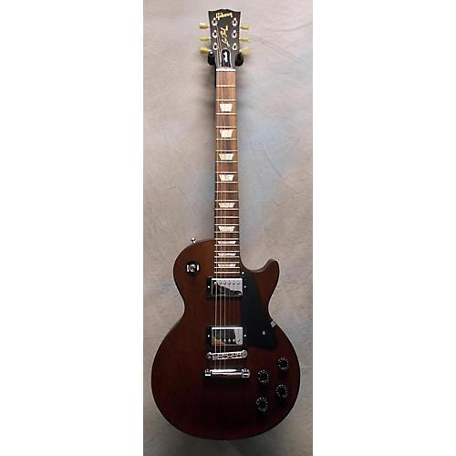 Gibson Les Paul Studio Worn Brown Solid Body Electric Guitar-thumbnail