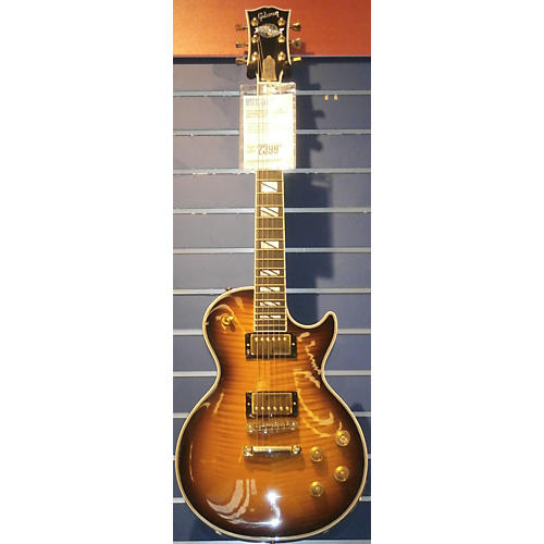 Gibson Les Paul Supreme Tobacco Burst Solid Body Electric Guitar-thumbnail