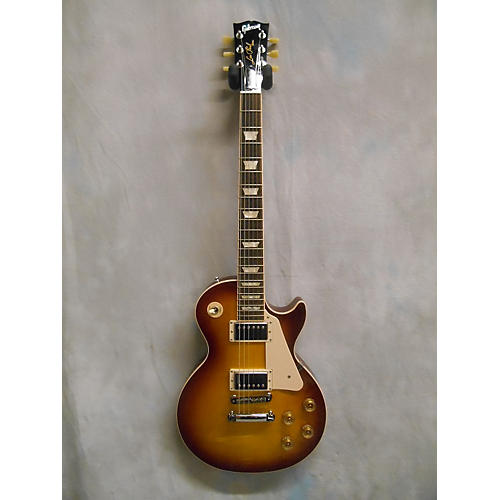 Gibson Les Paul Traditional 1950S Neck Iced Tea Burst Solid Body Electric Guitar
