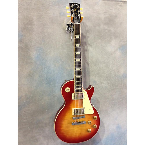Gibson Les Paul Traditional Cherry Sunburst Solid Body Electric Guitar