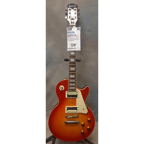 Epiphone Les Paul Traditional Pro Cherry Sunburst Solid Body Electric Guitar