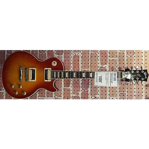 Gibson Les Paul Traditional Pro II 1950S Neck Cherry Sunburst Solid Body Electric Guitar