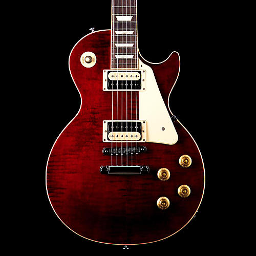 Gibson Les Paul Traditional Pro II '60s Neck Electric Guitar Merlot