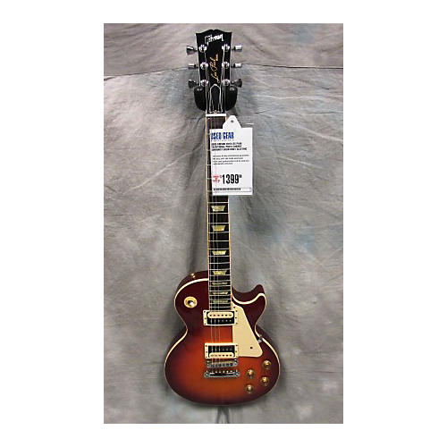 Gibson Les Paul Traditional Pro II Solid Body Electric Guitar Cherry Sunburst