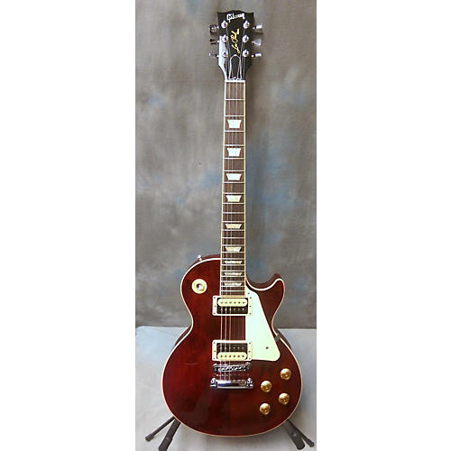Gibson Les Paul Traditional Pro III Solid Body Electric Guitar Wine Red