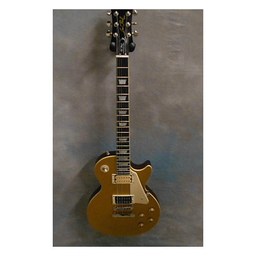 Epiphone Les Paul Traditional Pro Solid Body Electric Guitar Gold Top