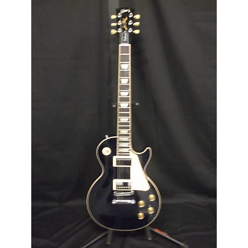 Gibson Les Paul Traditional Solid Body Electric Guitar Chicago Blue