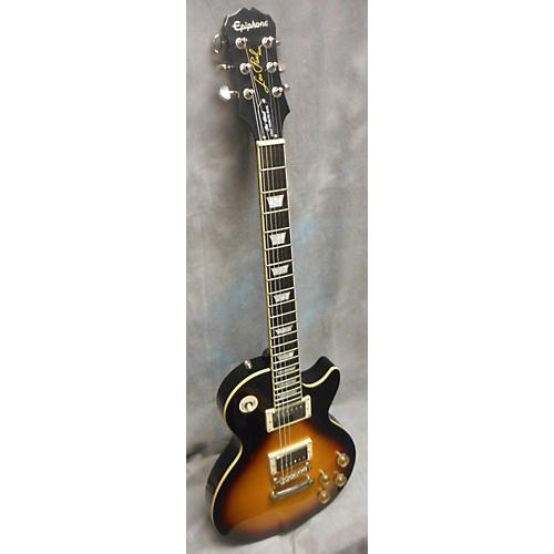 Epiphone Les Paul Tribute Plus Solid Body Electric Guitar-thumbnail