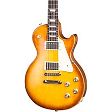 Gibson Les Paul Tribute T 2017 Electric Guitar with Soft Case Level 1 Faded Honey Burst Aged White Pearl Pickguard