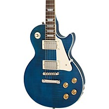 Epiphone Les Paul Ultra-III Electric Guitar Level 1 Midnight Sapphire