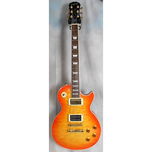 Epiphone Les Paul Ultra Solid Body Electric Guitar Orange