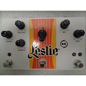 used leslie leslie pedal effect pedal guitar center