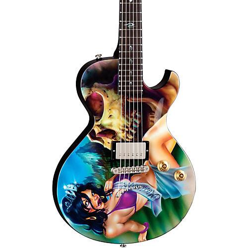 Dean Leslie West Standard Mississippi Queen Electric Guitar