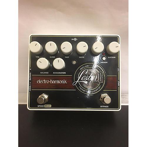 Electro-Harmonix Lester G Deluxe Rotary Speaker Effect Pedal