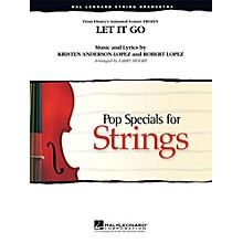 Hal Leonard Let It Go (From Frozen ) for String Orchestra Level 3 - 4
