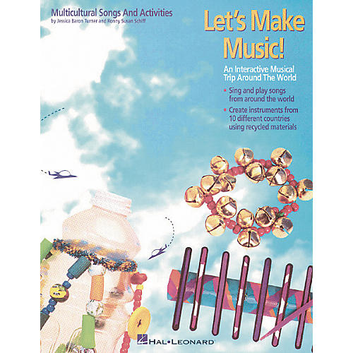 Hal Leonard Let's Make Music! Showtrax CD