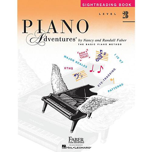 Faber Piano Adventures Level 2B - Sightreading Book Faber Piano Adventures® Series Book by Randall Faber
