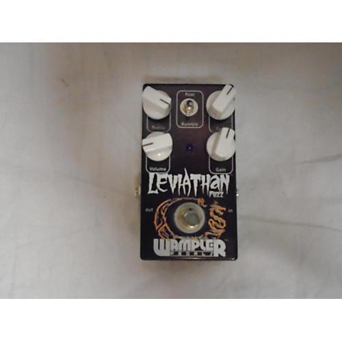 Wampler Leviathan Fuzz Effect Pedal-thumbnail