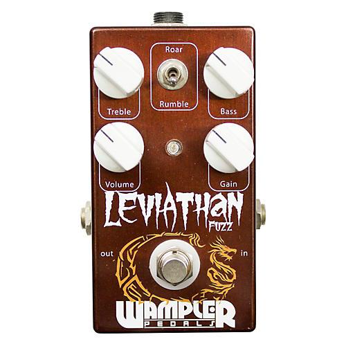 Wampler Leviathan Fuzz Guitar Effects Pedal-thumbnail