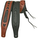 Levy's Classic Padded leather guitar strap (PM31-WAL)