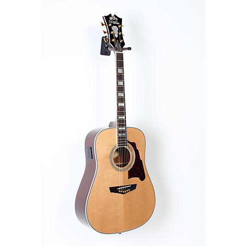 D'Angelico Lexington Dreadnought Acoustic-Electric Guitar-thumbnail
