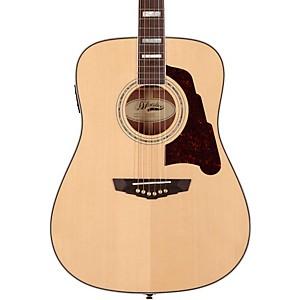 Lexington Dreadnought Acoustic-Electric Guitar Natural