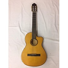 Lucero Lfb250sce Classical Acoustic Electric Guitar