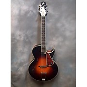 The Loar Lh 350 Hollow Body Electric Guitar