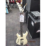 Larrivee Lh Creme Electric Bass Guitar