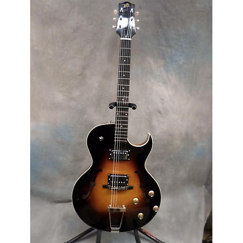 The Loar Lh304t Hollow Body Electric Guitar-thumbnail