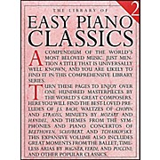 Music Sales Library Of Easy Piano Classics 2