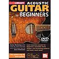 Hal Leonard Lick Library Acoustic Guitar for Beginners DVD  Thumbnail