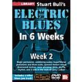 Hal Leonard Lick Library Stuart Bull's Electric Blues in 6 Weeks DVD Guitar Course  Thumbnail