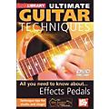 Mel Bay Lick Library Ultimate Guitar Techniques - Effects Pedals DVD-thumbnail