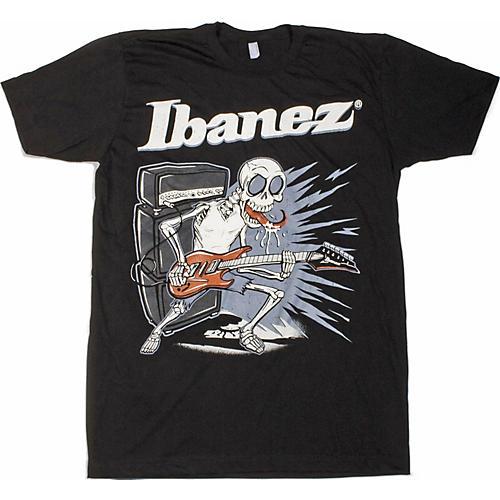 Ibanez Licking Skull T-Shirt