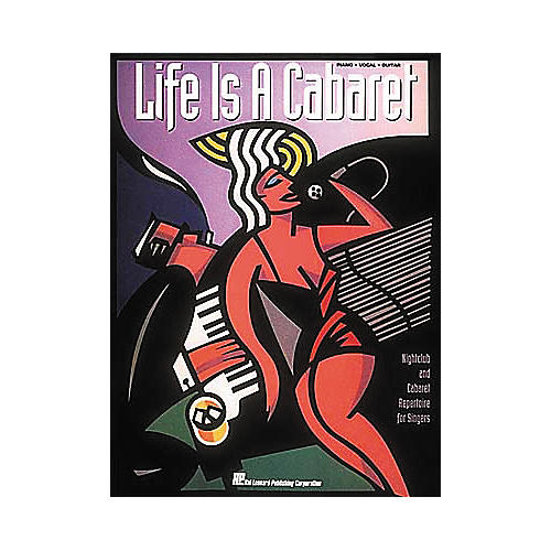 Hal Leonard Life Is A Cabaret (Songbook)