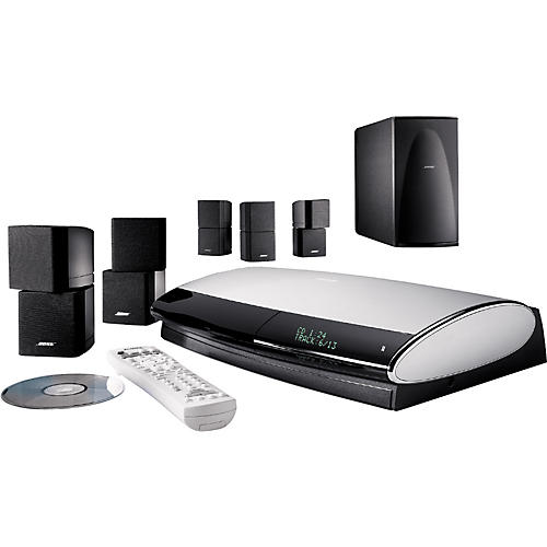 Bose Lifestyle 38 Home Entertainment System