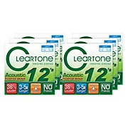 Cleartone Light Acoustic Guitar Strings 6 Pack