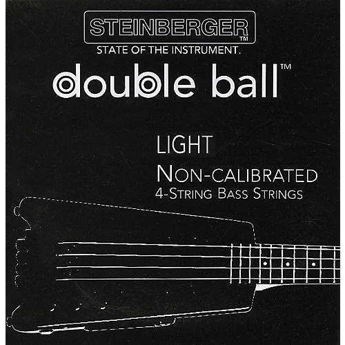 Steinberger Light Gauge 4-String Bass Strings