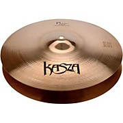 Kasza Cymbals Light Top/Heavy Bottom Skinny Fat Rock Hi-hats