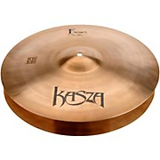 Kasza Cymbals Light Top/Medium Bottom Fusion Hi-hat Cymbals