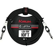KIRLIN LightGear Instrument Cable, Black