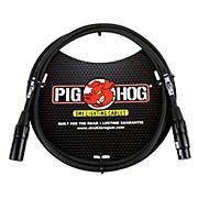 Pig Hog Lighting Cable DMX 3-pin