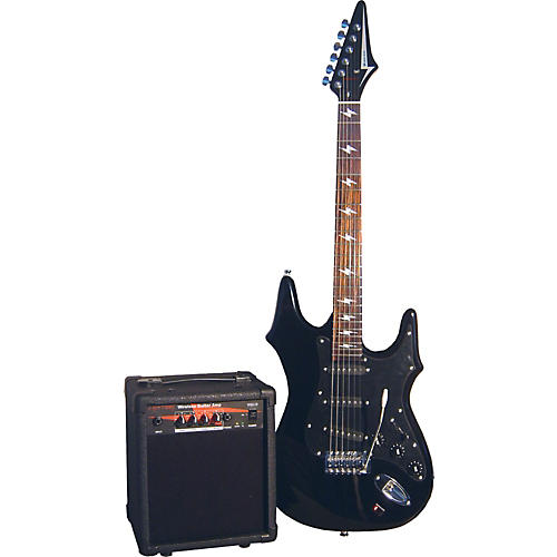 Nady Lightning Wireless Guitar and Amp Package-thumbnail