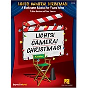 Hal Leonard Lights! Camera! Christmas! Performance/Accompaniment CD