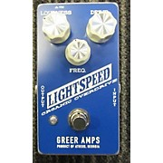 Greer Amplification Lightspeed Effect Pedal