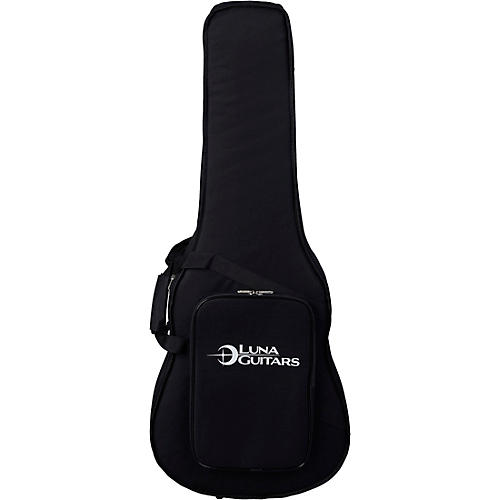 Luna Guitars Lightweight Case for Dreadnought and Concert Acoustic Guitars-thumbnail