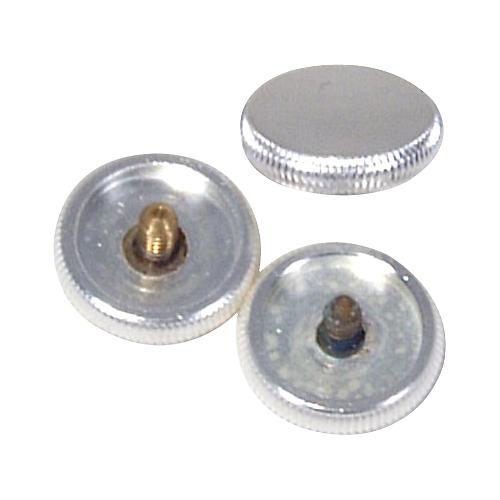 Sound Sleeve Lightweight Finger Buttons Silver Plate - Fits Bach-thumbnail